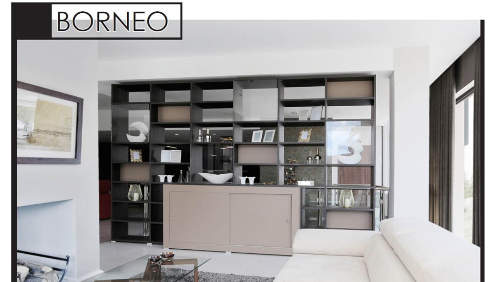 Construct Furniture Group Living Rooms Wall Units